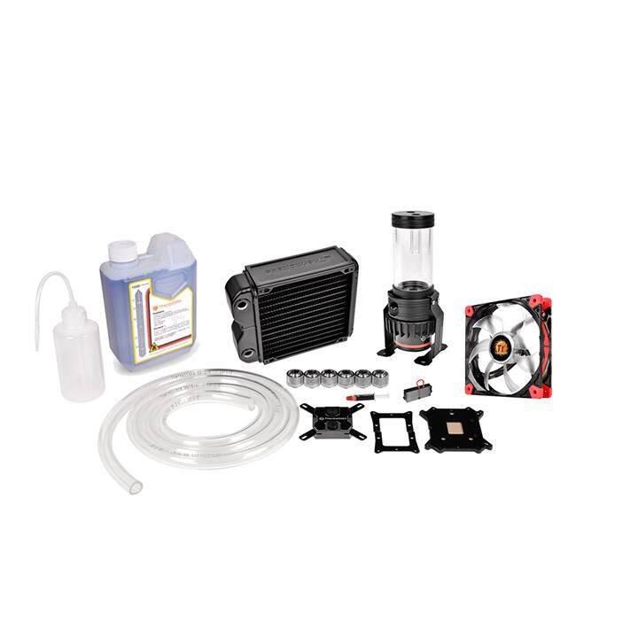 Thermaltake Pacific RL140 D5 Water Cooling Kit (CL-W072-CU00BL-A)
