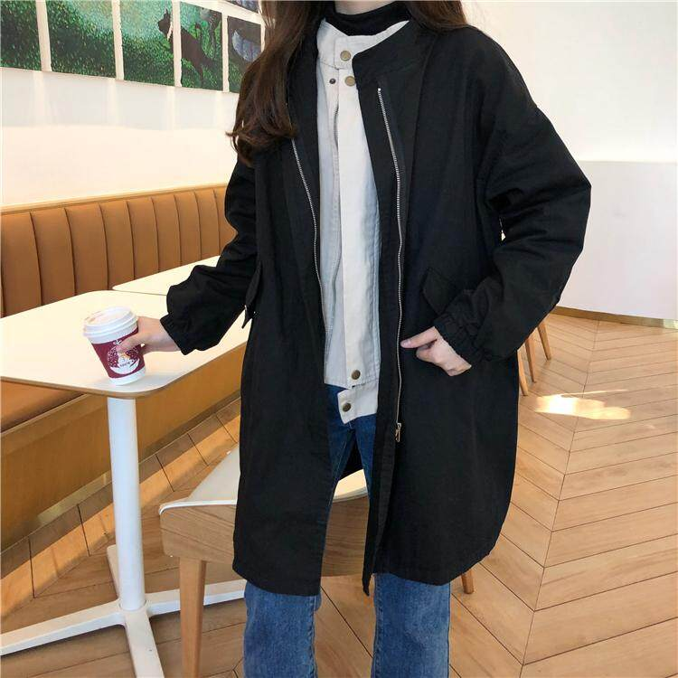 JYS Fashion Korean Style Women Windbreaker Collection 512-7741