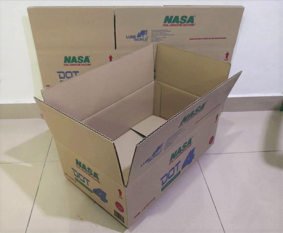 10pcs Printed Carton Boxes (L508 X W320 X H182mm)