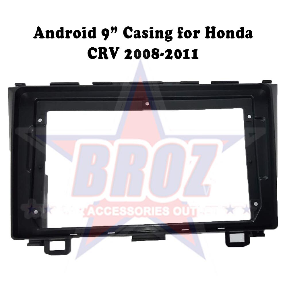 9 inches Car Android Player Casing for CRV 2008-2011