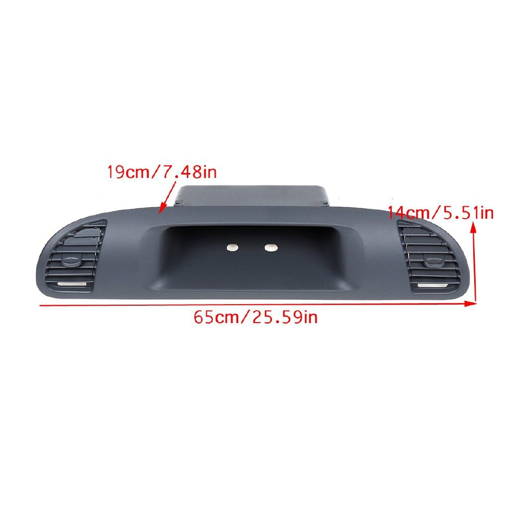 Automotive Tools & Equipment - For Mercedes Sprinter CDI Shelf Passenger Compartment With Air Vent A9016801607 - Car Replacement Parts
