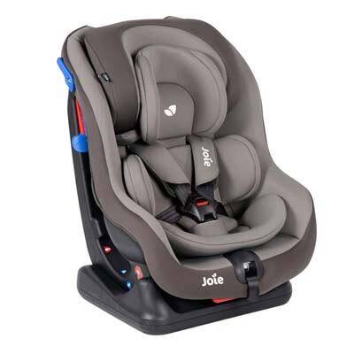 Joie: Steadi Convertible Car Seat - DARK PEWTER