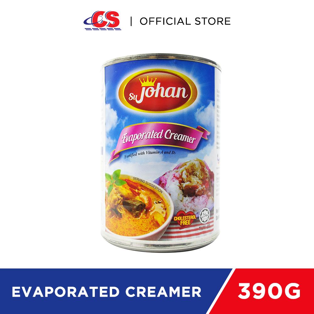 SUJOHAN Evaporated Creamer 390g