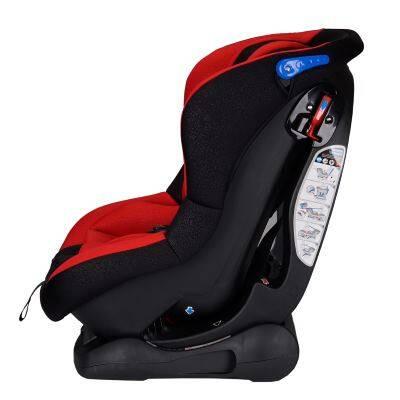 Koopers: Pago Convertibe Car Seat - RED