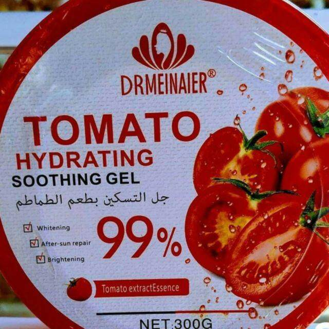 FREE GIFTDRMEINAIER Tomato / Pomegranate Hydrating Soothing Gel