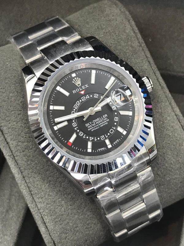 ROLEX_SKY-DWELLER_AUTOMATIC MAN WRIST WATCH