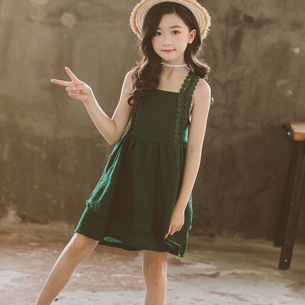 (Pre Order ETA 25/5) JYS Fashion Korean Style Kids Girl Dress Collection 518- 2658
