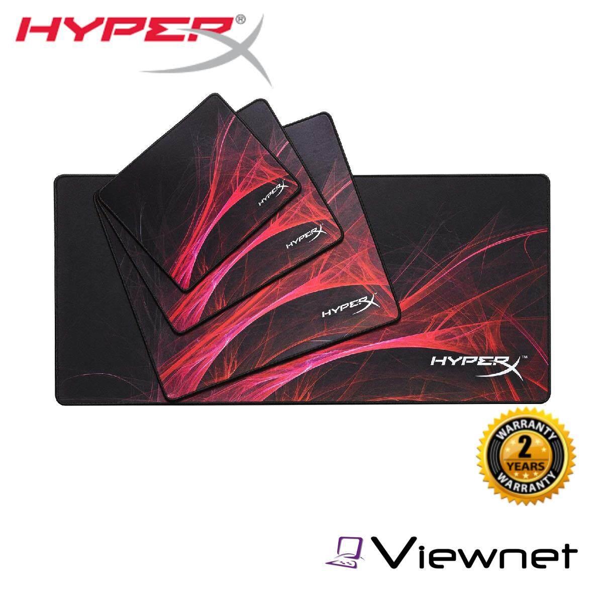 HyperX FURY S Speed Edition Pro Gaming Speed Edition Mouse Pad (S/M/L/XL) (HX-MPFS-S-S/HX-MPFS-S-M/HX-MPFS-S-L/HX-MPFS-S-XL)