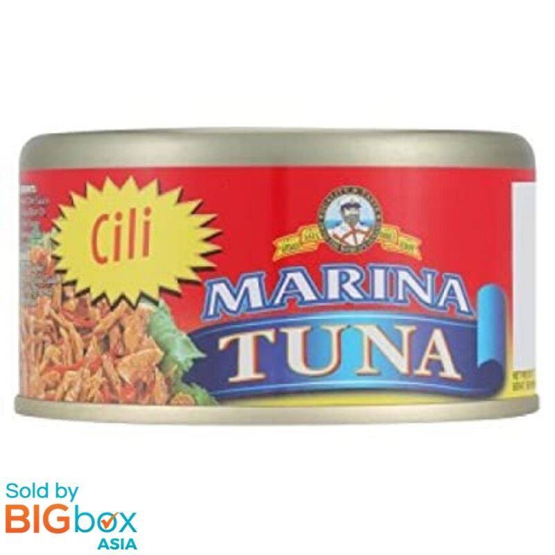 Marina Tuna 185g - Chilli
