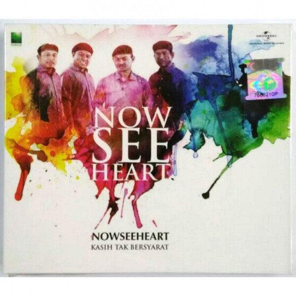 NowSeeHeart Kasih Tak Bersyarat Lagu-lagu Nasyid CD