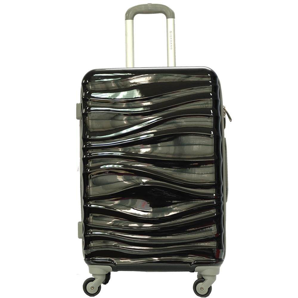 Giordano 20inch PC Hard Case Travel Luggage- BQ1206 (Black)