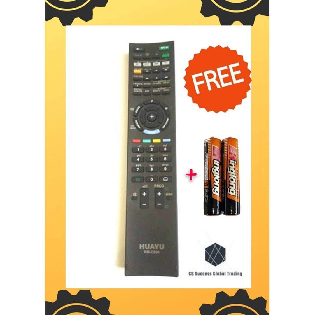 HUAYU SONY RM-D998 COMMON LCD/LED TV REMOTE CONTROLLER
