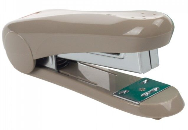 MAX Stapler HD-50 (rounded handle) Beige