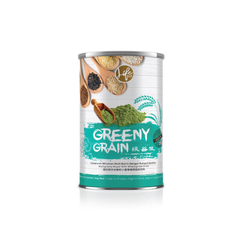 LifeGLUE Greeny Grain - Wheatgrass