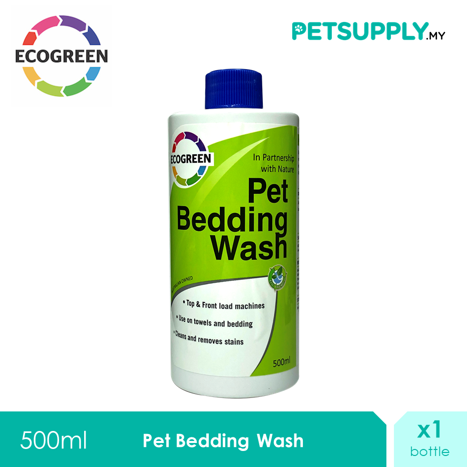 ECOGREEN - Pet Bedding Wash 500ml