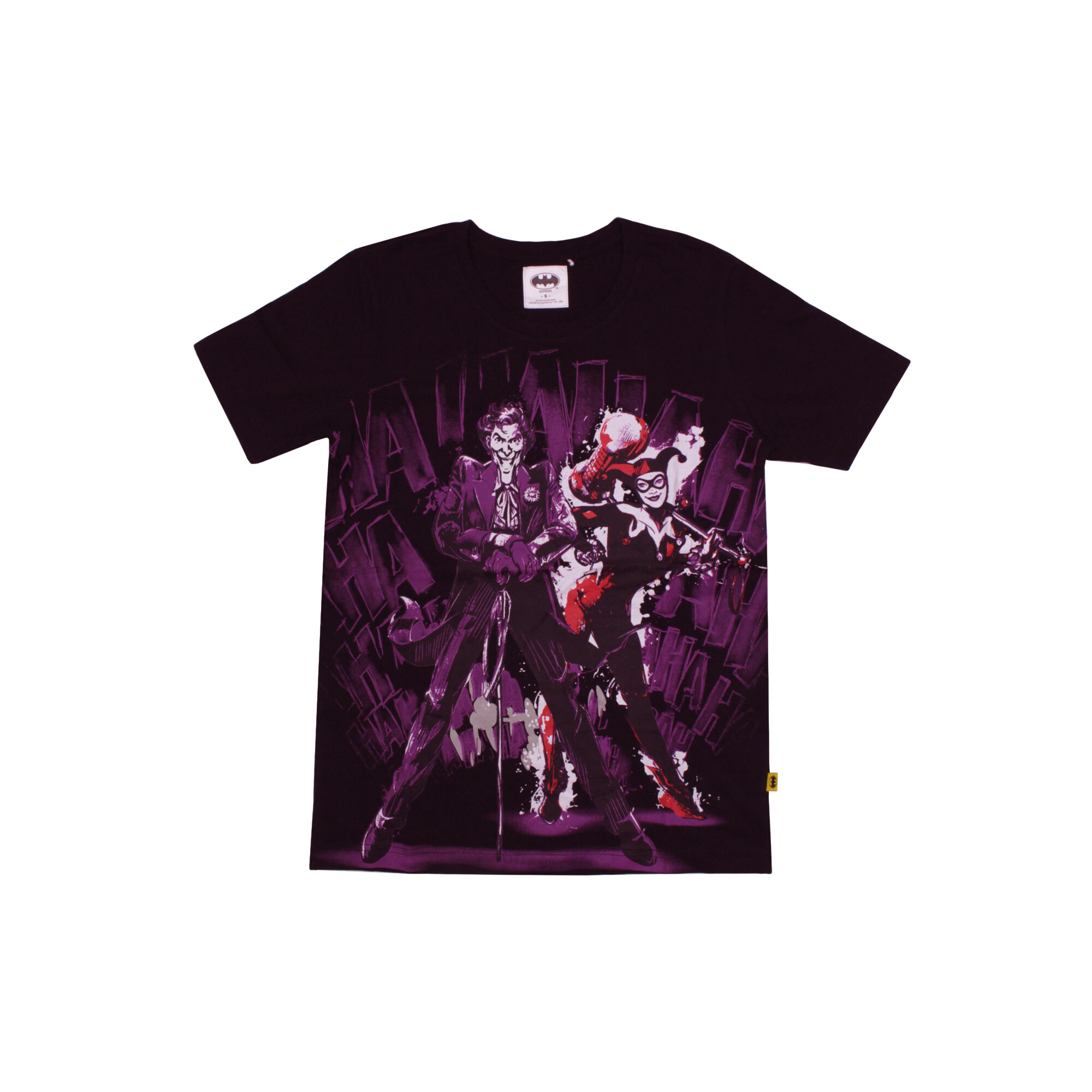 Suicide Squad Lady Tee Harley Quinn -Black Colour