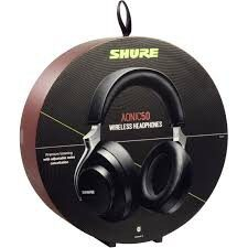Shure AONIC 50 Wireless Noise-Cancelling Headphones (Black)