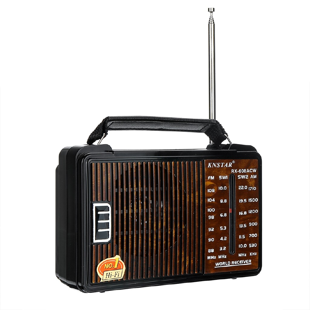 Memory Cards - PORTABLE AM FM SW1-2 4 Bands Tuning Radio Speaker Antenna Receiver MP3 Player - Storage & Hard Drives