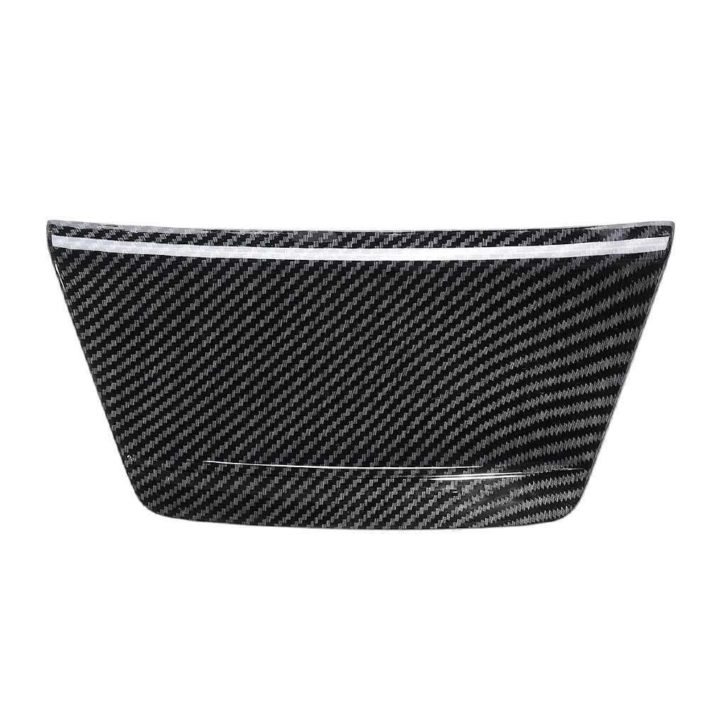 Automotive Tools & Equipment - 4 PIECE(s) Carbon Fiber Style Gear Shift Box Panel Stripe Cover Trim For Accord - Car Replacement Parts