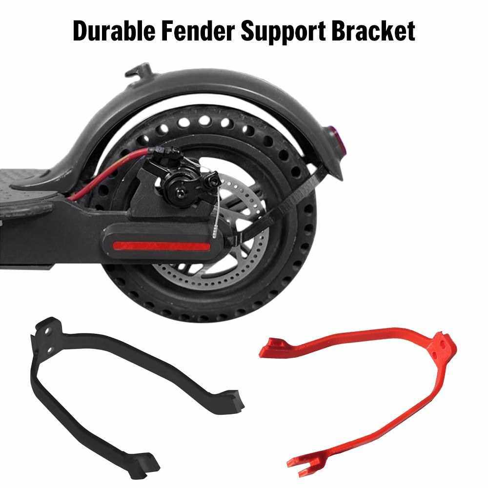 Best Selling Fender Support Bracket Front Rear Fender Mudguard Support For Xiaomi M365 M365 Pro Electric Scooter Skateboard (Red)