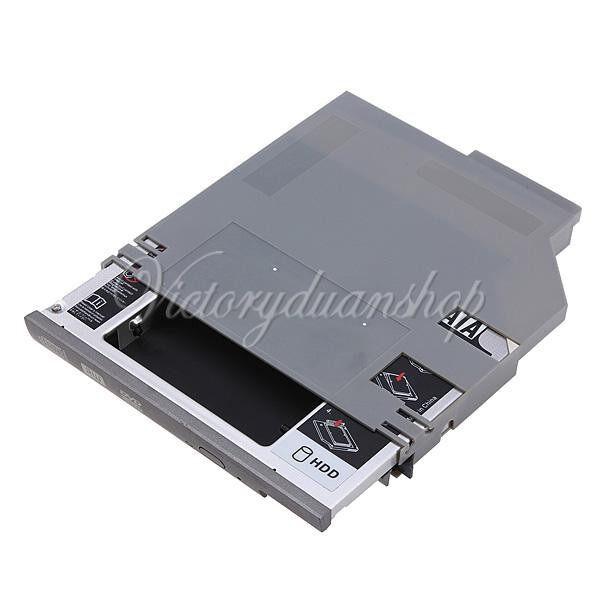 Cool Gadgets - SATA 2nd HDD Hard Driver Caddy for DELL D600 D610 D620 D630 D800 D810 D820 - Mobile & Accessories