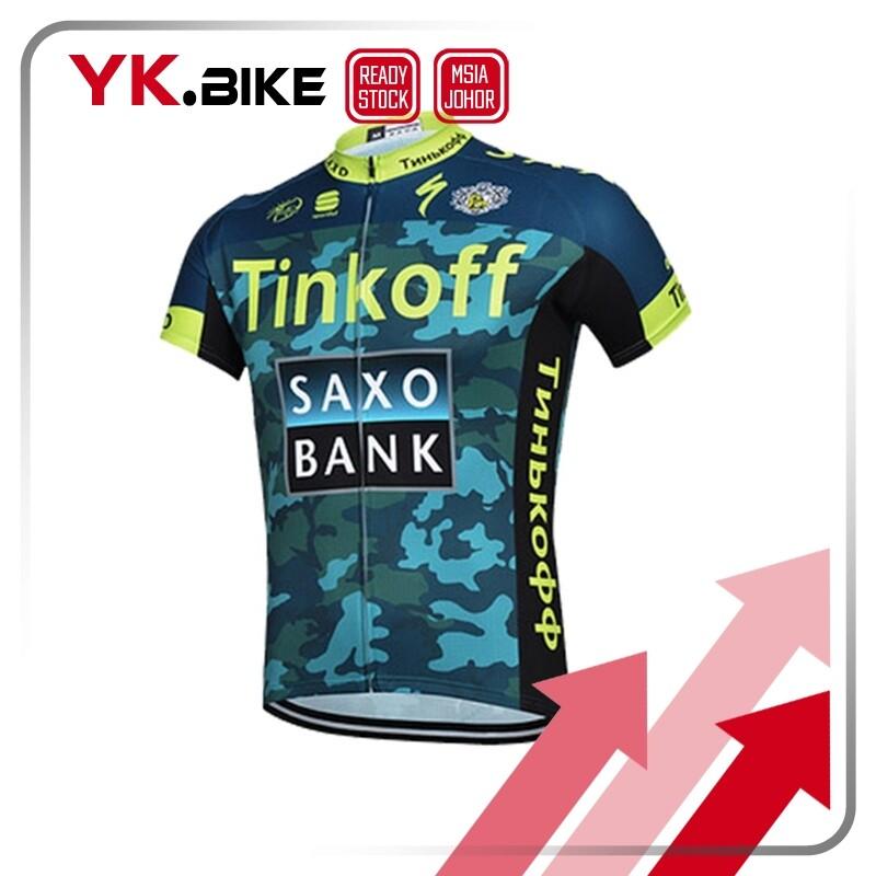 YKBIKE [LOCAL READY STOCK] MTB Bicycle Bike Cycling Jersey Bike Short Pant Gel Padding Bicycle MTB Clothing Racing Bicycle APL105