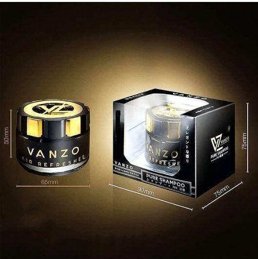 (Ready Stock) (65ml) Vanzo Car Perfume