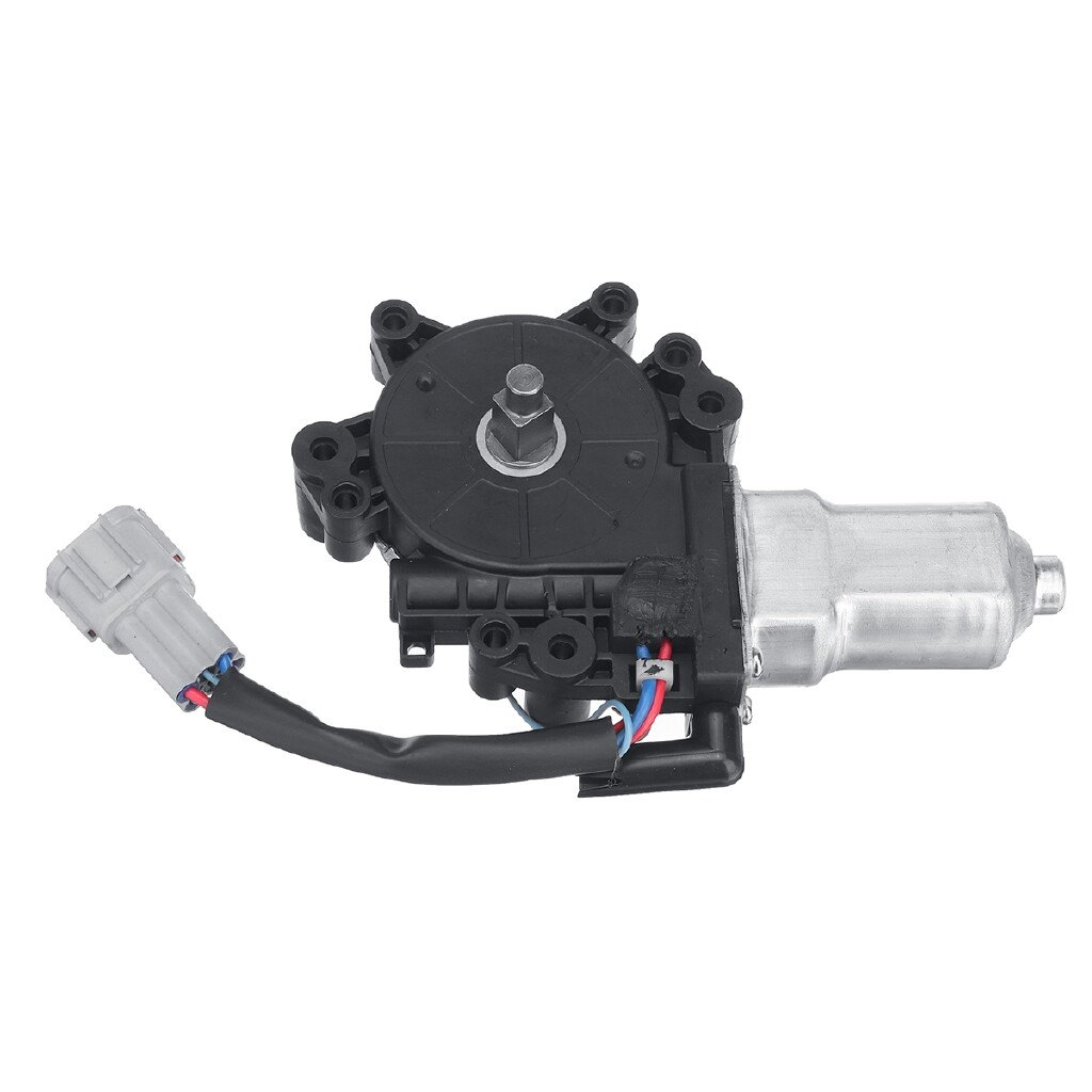 Engine Parts - Front Left Driver Side Window Motor For Infiniti QX56 Nissan Armada Titan 04-14 - Car Replacement