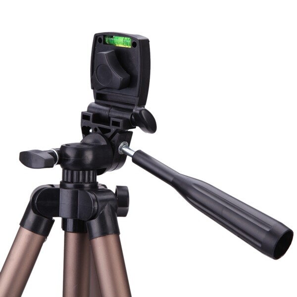 Phone Holder & Stand - WT3130 Tripod for Canon Nikon Sony DSLR Camera DV Camcorder - Cases Covers