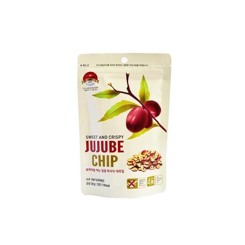 PREMIUM DODUM SWEET & CRISPY KOREAN JUJUBE CHIPS