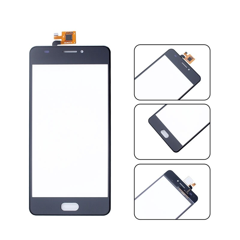 For 5.2 Bluboo D2 Touch Screen Digitizer Panel Front Glass Replacement + Tools