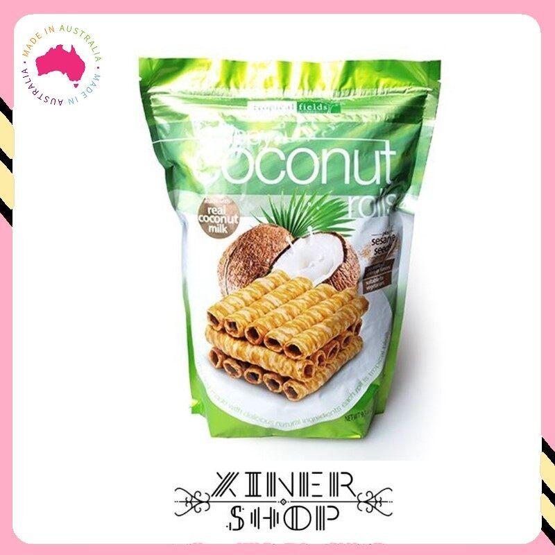 [Pre Order] Australia Costco Tropical Fields Crispy Coconut Rolls ( 265g )(Import from Australia)