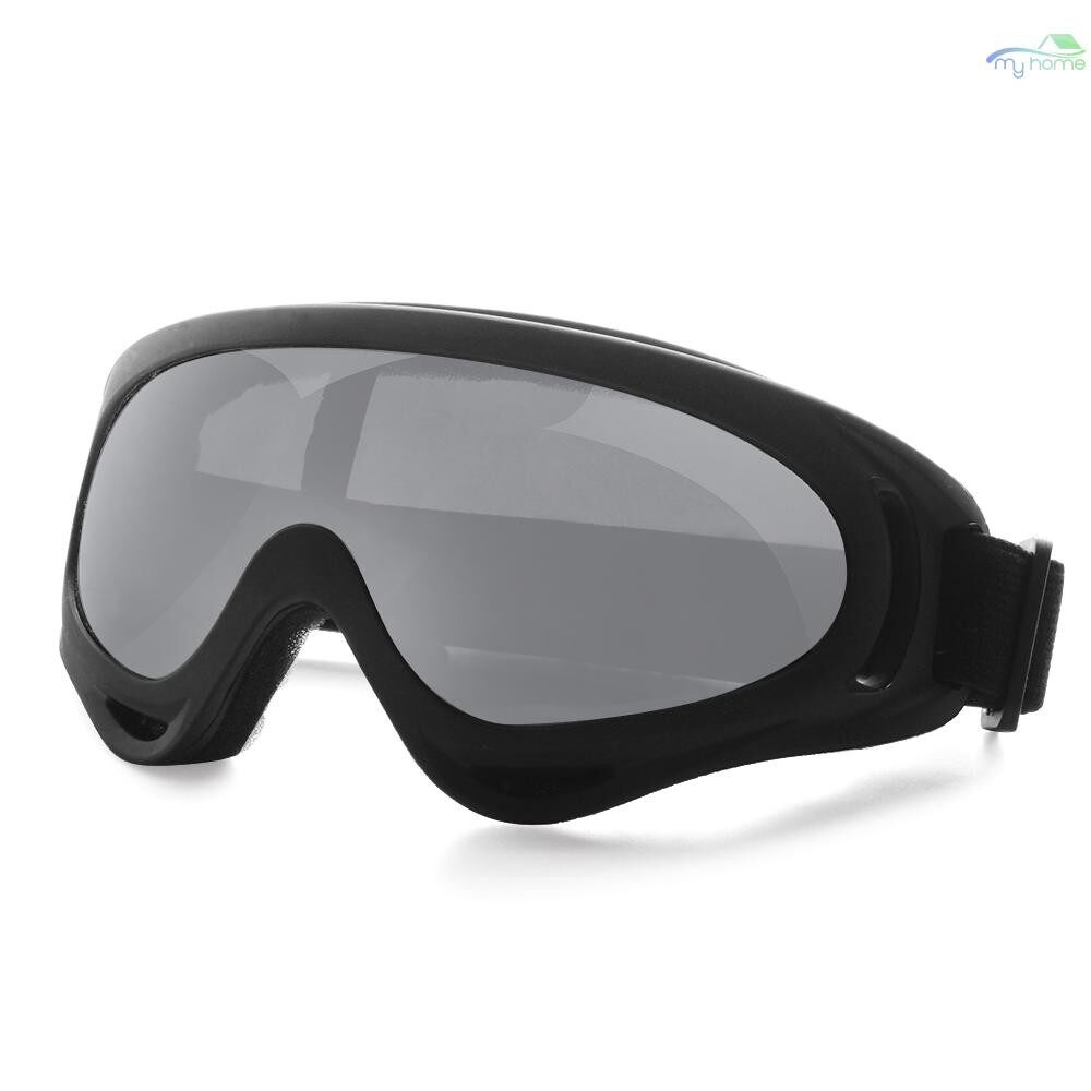 Protective Clothing & Equipment - LM-X400 Outdoor Goggles UV Protection Anti-fog Scratch Resistance Polycarbonate Goggles for Cycling - SILVER / ORANGE / BROWN / MULTICOLOR / YELLOW / TRANSPARENT / GREY