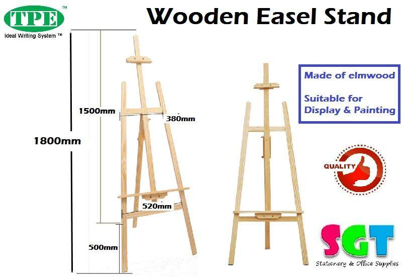 TPE Wooden Easel Stand