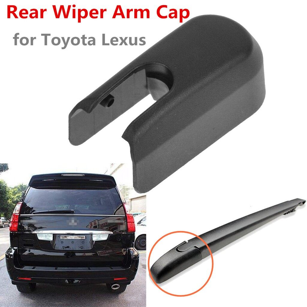 Windscreen Wipers & Windows - Rear Windshield Wiper Arm Mounting Nut Cover Cap For Toyota Lexus - Car Replacement Parts