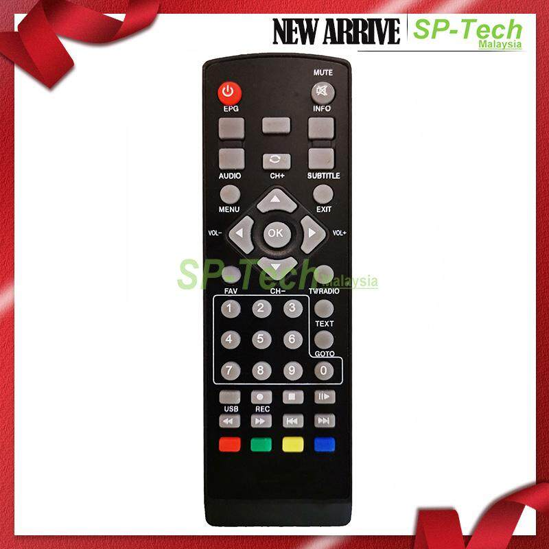 MSTAR DVB-T2 REMOTE CONTROL (REPLACEMENT)