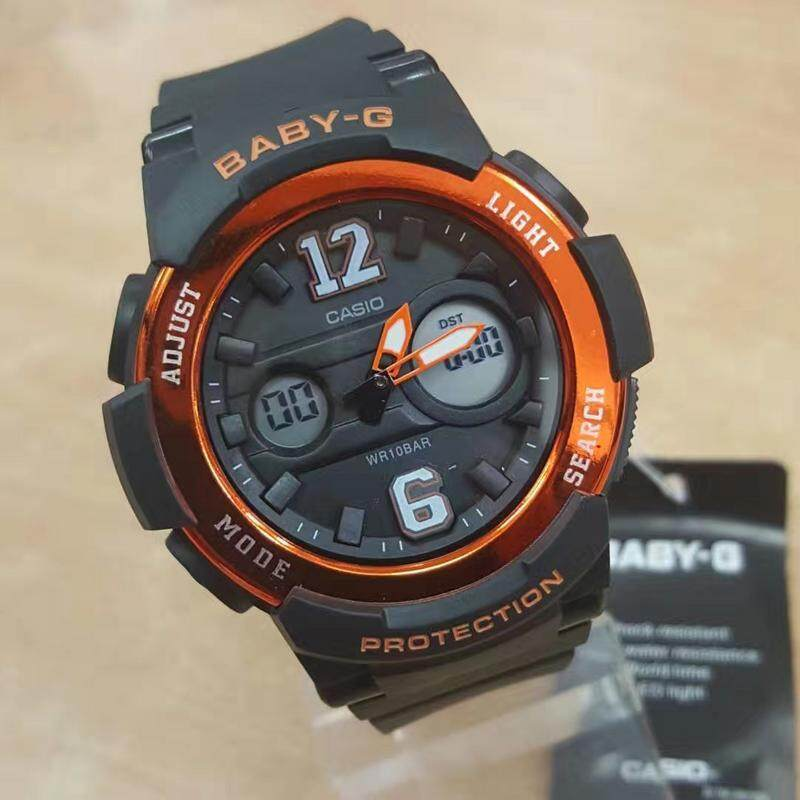 SPECIAL PROMOTION NEW SPORTS BABY_DUAL TIME DISPLAY FASHION WATCH FOR WOMEN HIGH DISSCOUNT