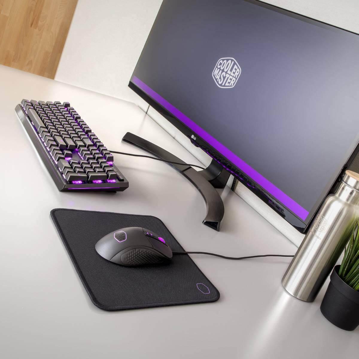 Cooler Master MP510 Splash-proof Cordura® Fabric Gaming Mousepad