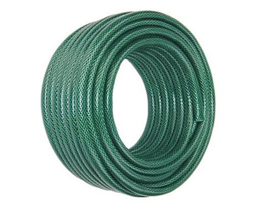 Green Flexible Garden Hose 2.5mm Thickness - 16mm -