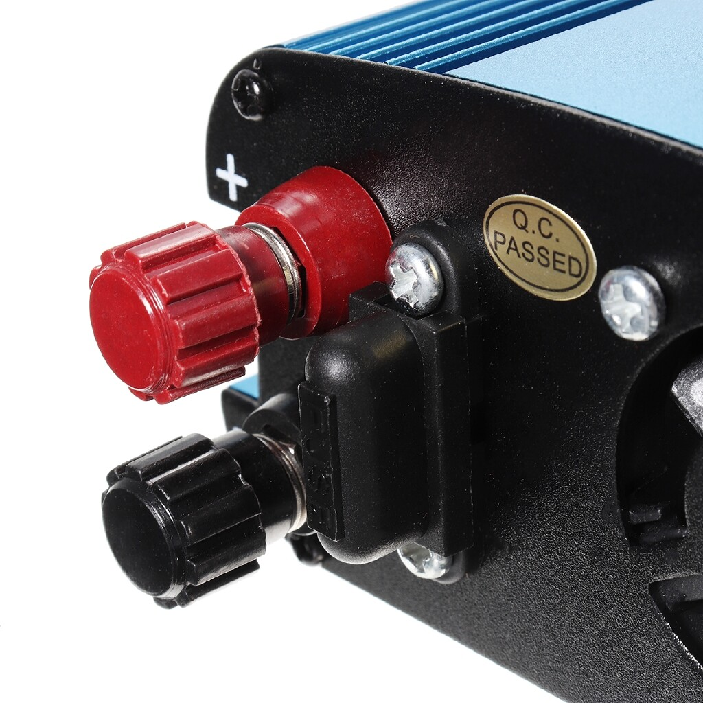 Motorcycles, Parts & Accessories - 3000W LCD Inverter Modified Sine Wave Converter Adapter Form Car Accessories - 60V-220V / 48V-220V / 24V-220V / 12V-220V