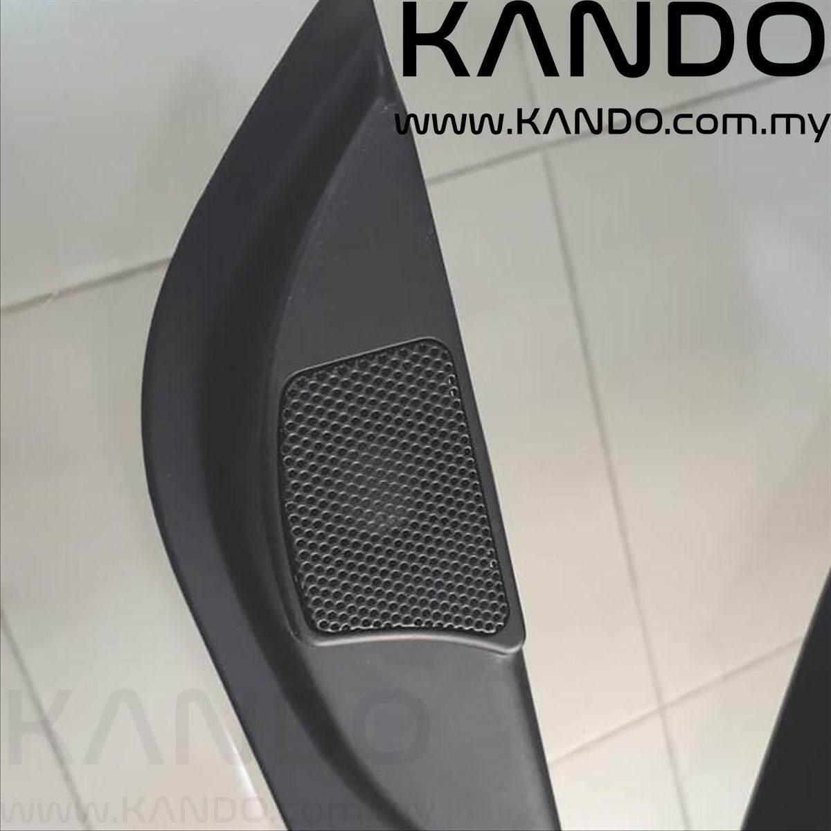 AXIA Tweeter Cover Perodua Axia Tweeter Refitting Door Angle Tweeter Housing Cover Stereo Installation - One Pair