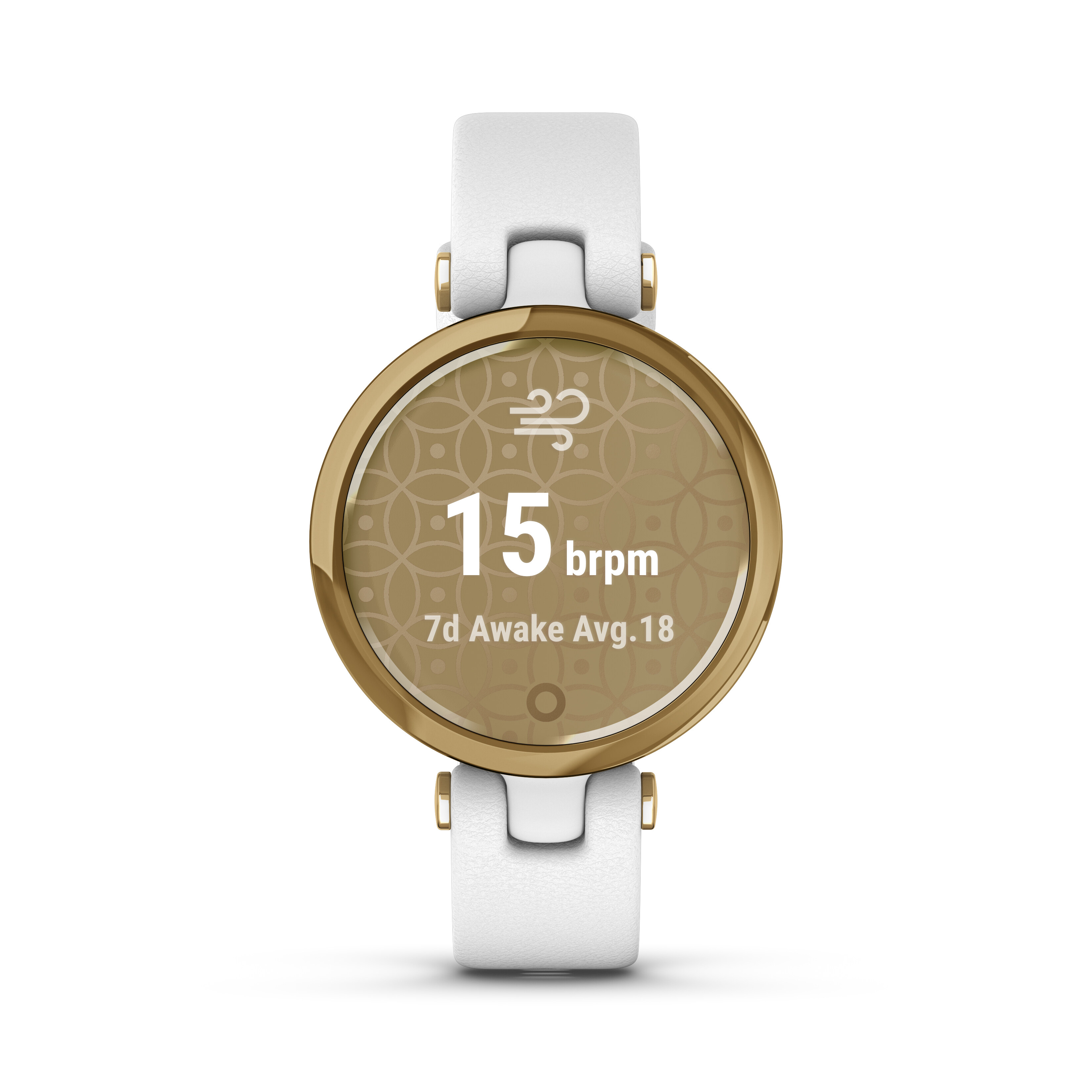 [NEW ARRIVAL] Garmin Lily Smart Watch (Silicone / Leather) - Stylish Patterned Lens, Smart Touchscreen, Small and Fashionable smartwatch
