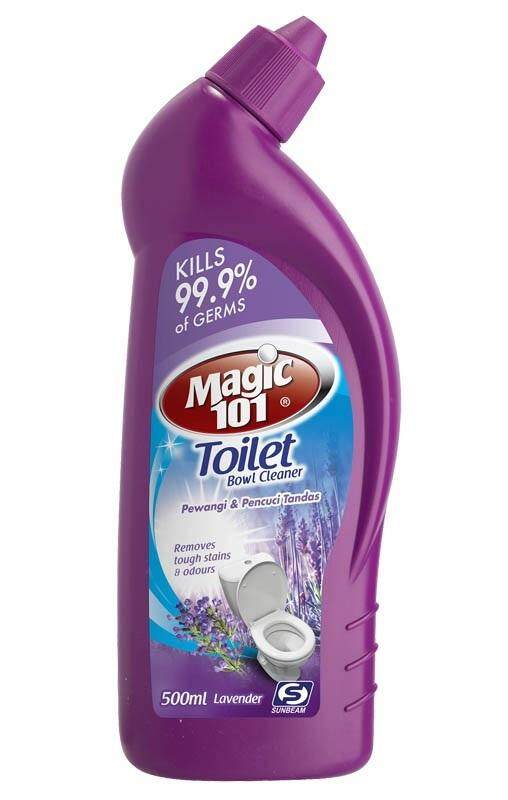 Magic101 Toilet Bowl Cleaner 500ml Lavender