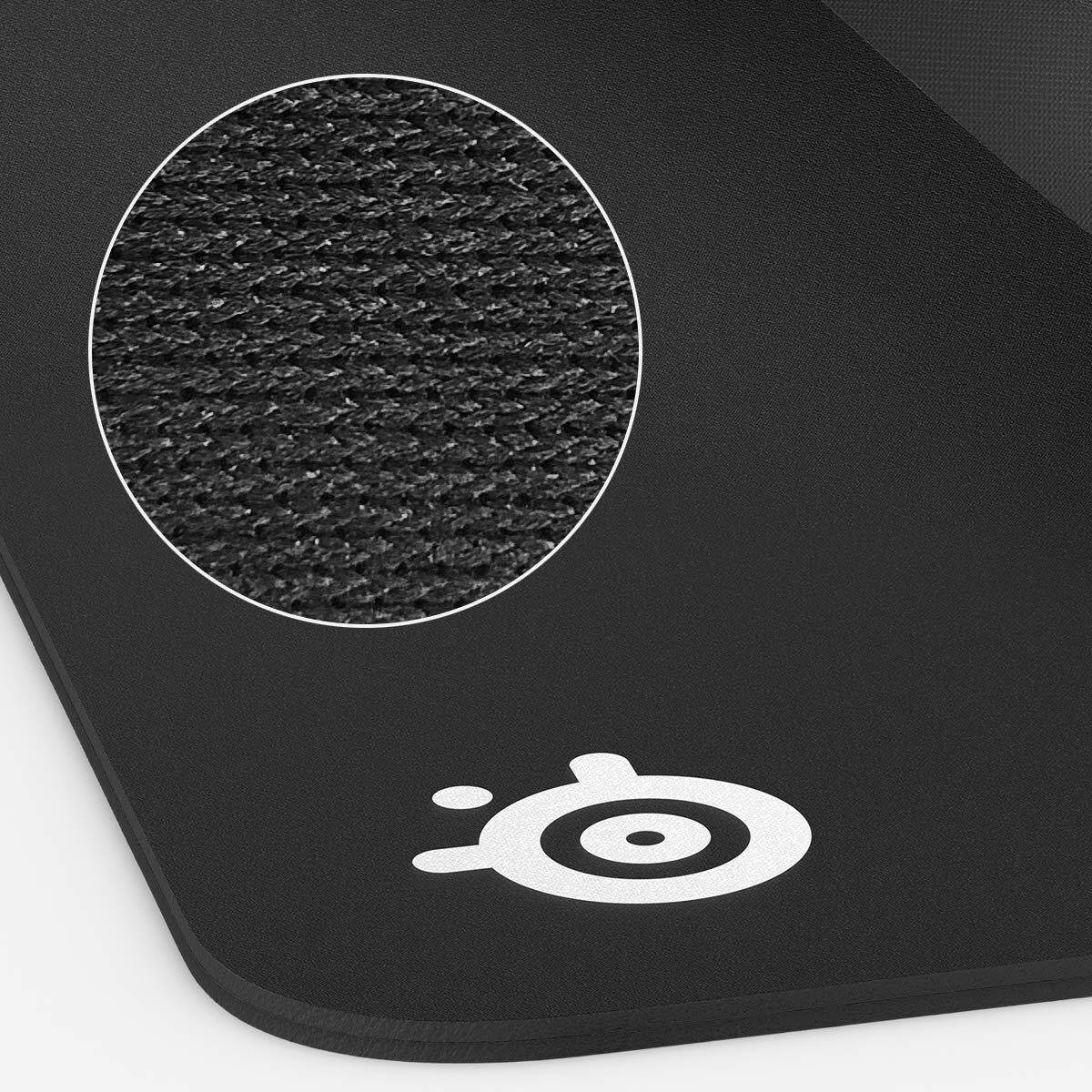 Steelseries QCK heavy cloth gaming mouse pad XXL edition (67500), Extra thick, Non-slip rubber base, Pinpoint Mouse Accuracy