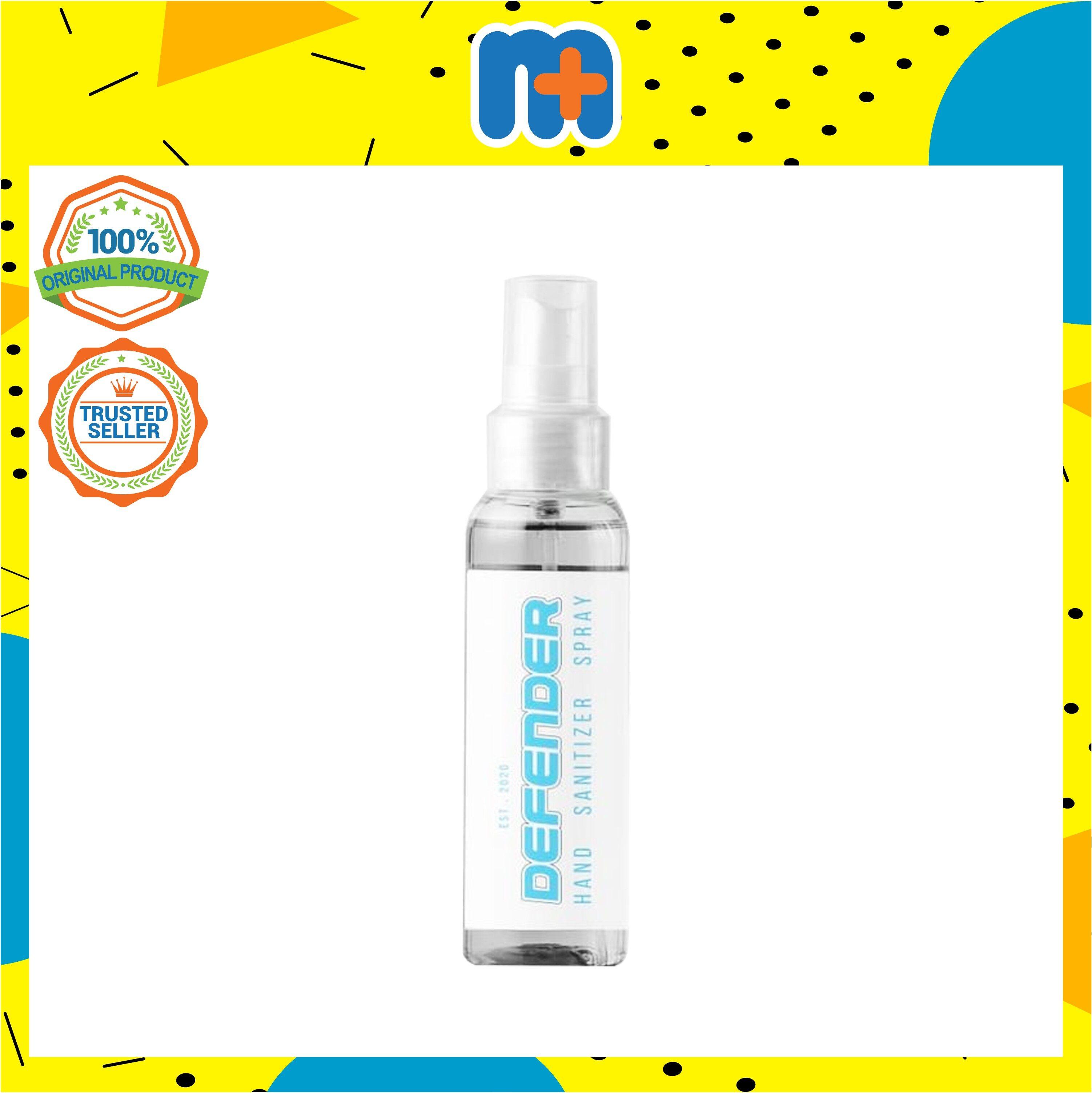 [MPLUS] DEFENDER Sanitizer 60ml Ds-007
