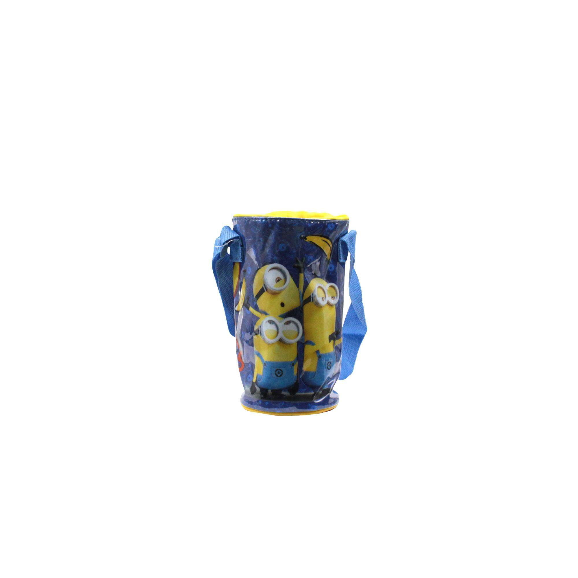 Despicable Me Minions Cartoon Character Children Water Bottle Holder