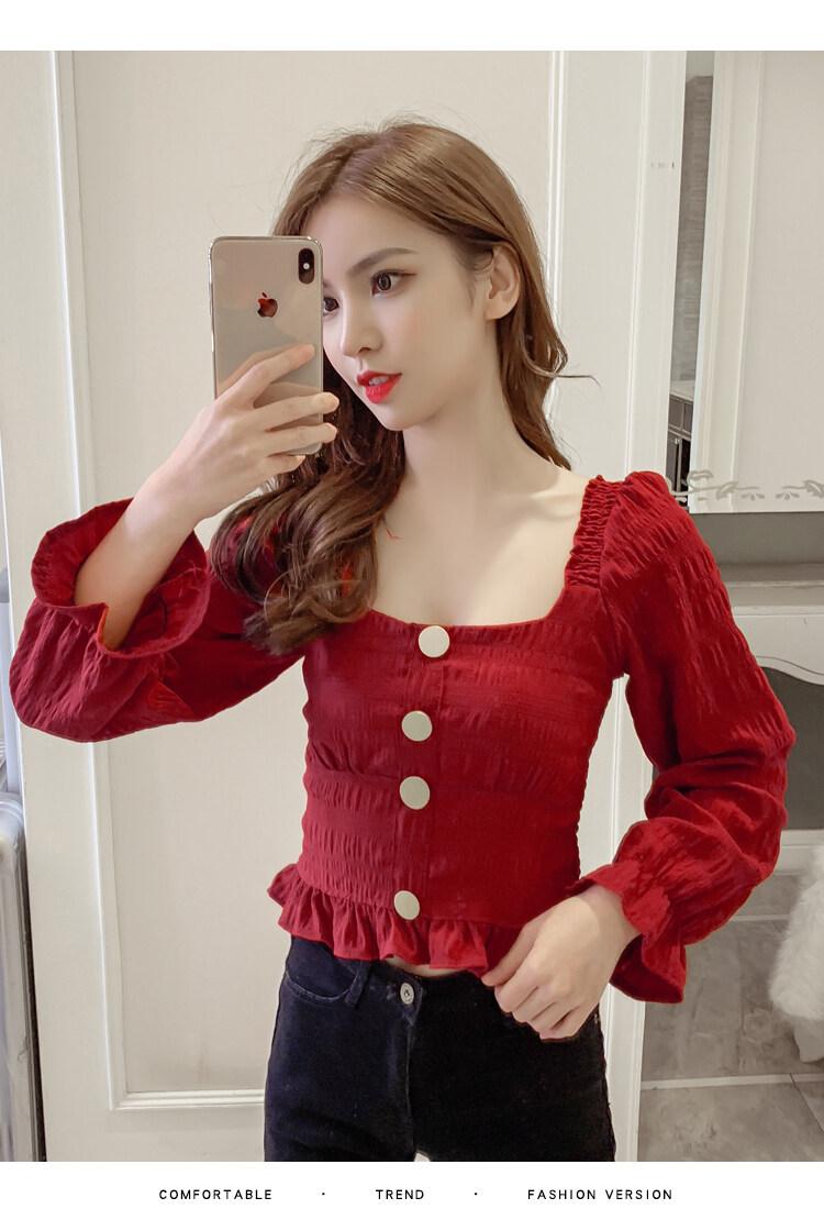 JYS Fashion Korean Style Women Long Sleeve Top Collection 533-5784