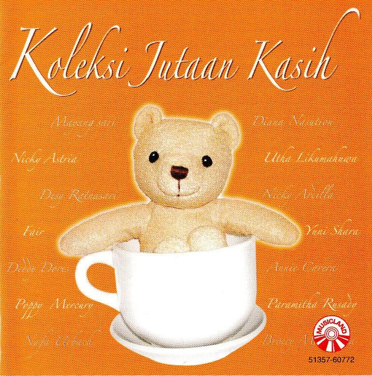 Koleksi Jutaan Kasih CD Mayang Sari / Diana Nasution / Nicky Astria / Utha Likumahuwa / Desy Ratnasari / Yuuni Shara