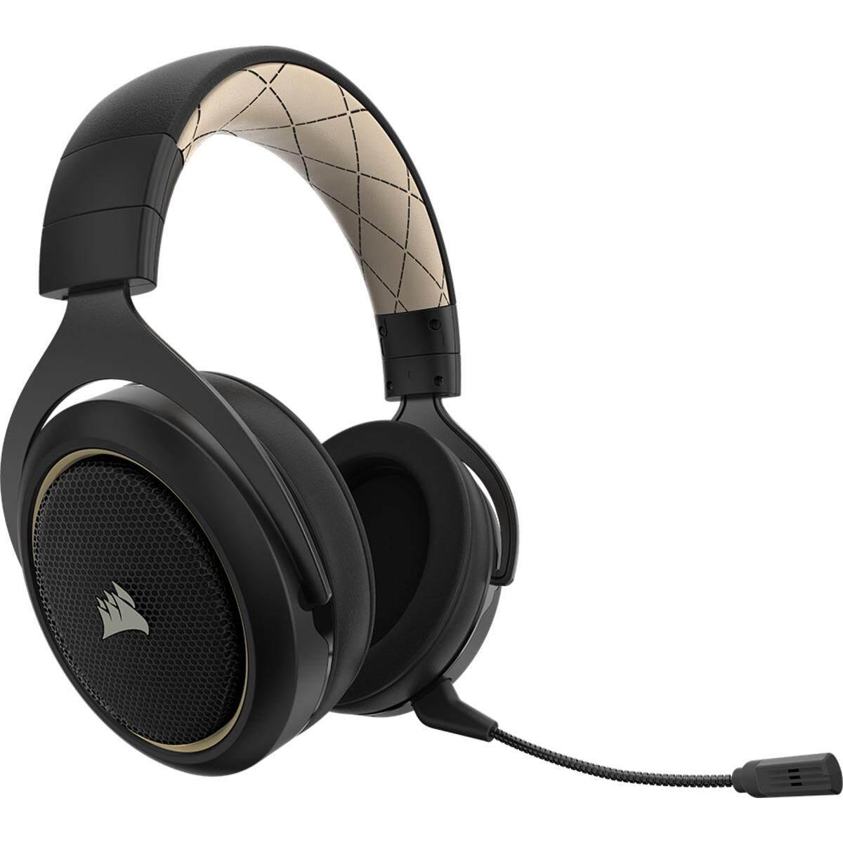Corsair HS70 Wireless Gaming Headset (Carbon/White/SE)