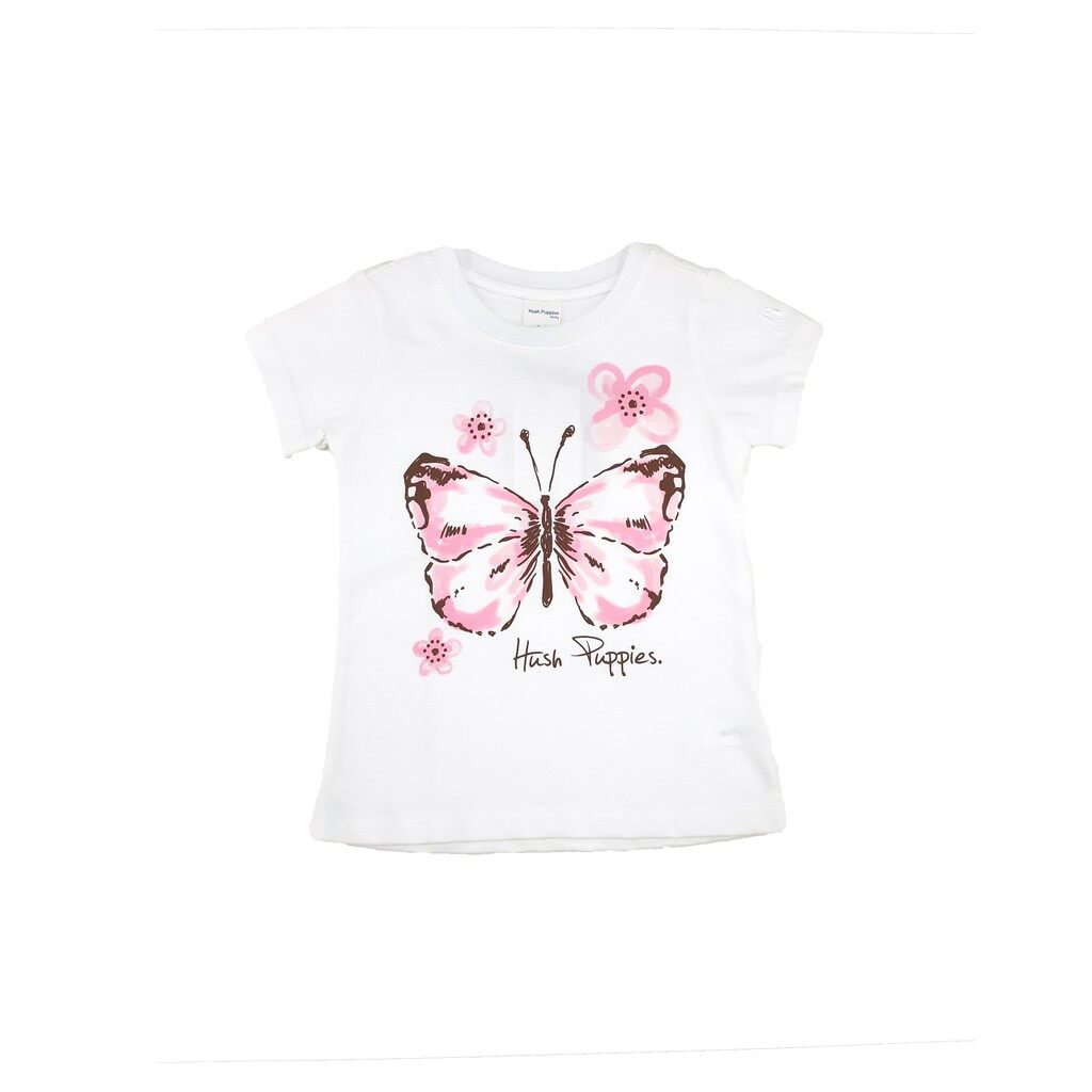 Hush Puppies Butterfly Girl Tee  HGT937690